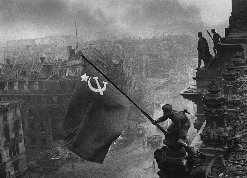 Вызывают крайнее возмущение попытки искажения итогов разгрома нацизма и решающего вклада нашей страны