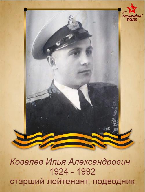 Ковалев Илья Александрович
