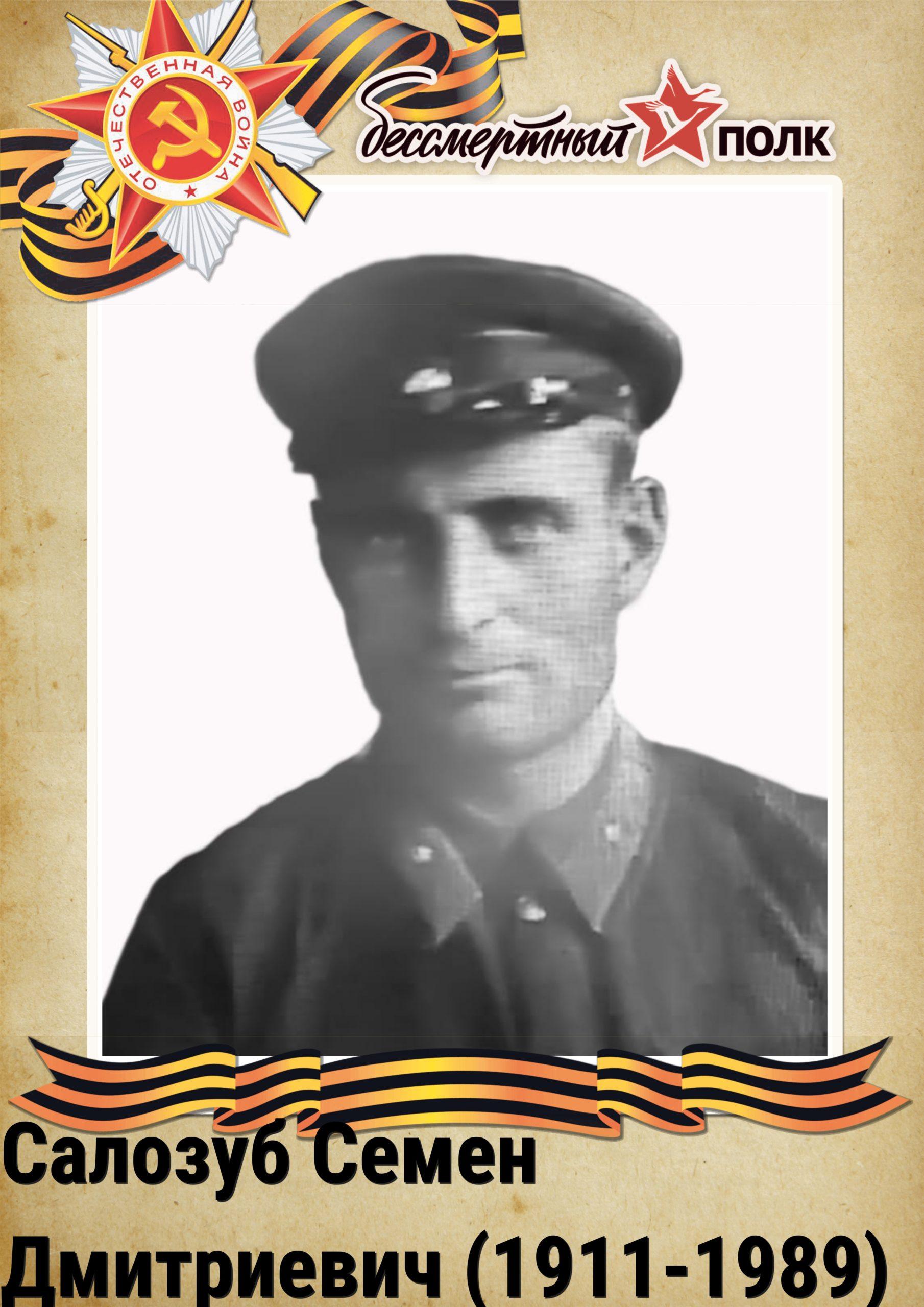 Салозуб Семён Дмитриевич