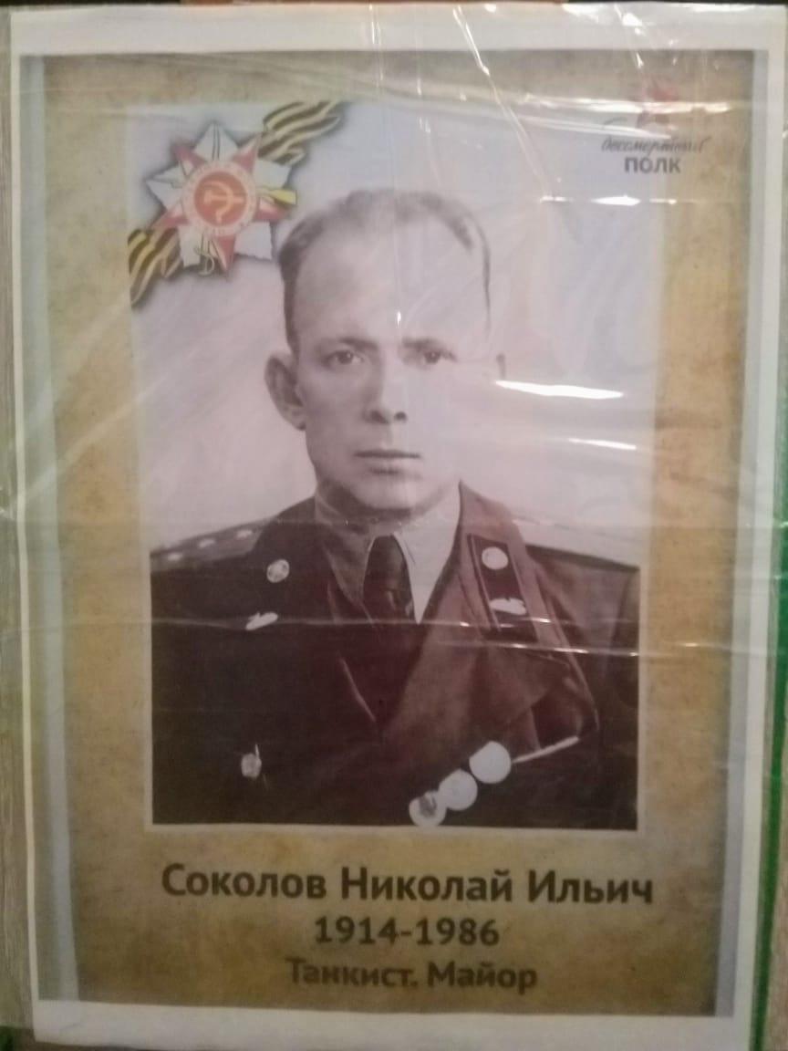 Соколов Николай Ильич