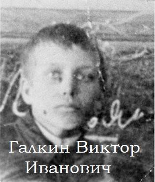 Галкин Виктор Иванович