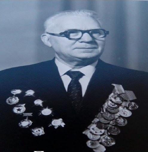Патрин Роман Петрович