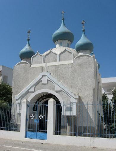 Храм Александра Невского, город Бизерта