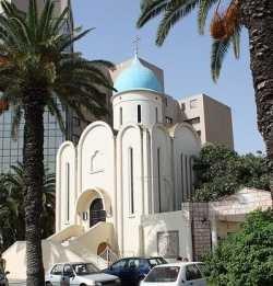 Храм Воскресения Христова, город Тунис