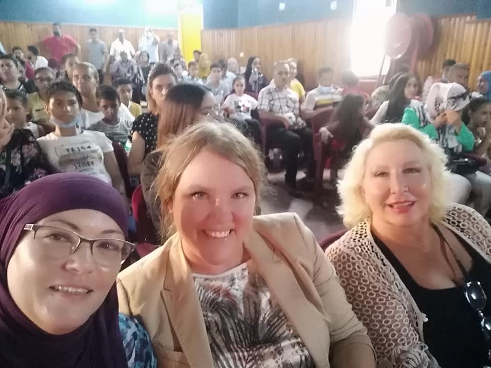 ДЕНЬ ЗНАНИЙ в Сиди Хсин в Тунисе
