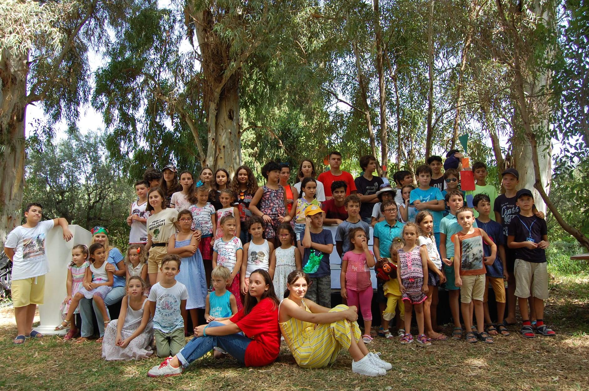 Фестиваль «КРАСКИ ЛЕТА» в Тунисе
