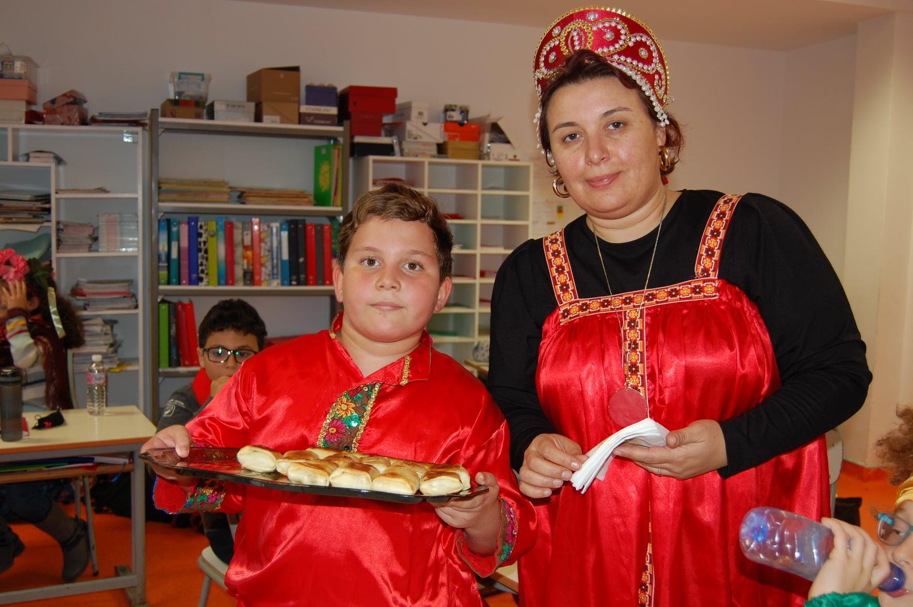 Уроки русской культуры «К РОССИИ С ЛЮБОВЬЮ»