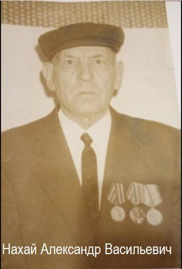 Нахай Александр Васильевич
