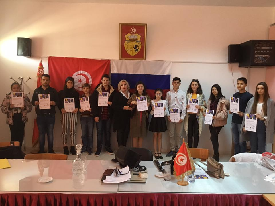 Завершился национальный этап международного конкурса юных чтецов «Живая классика» 2019